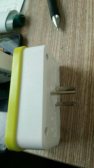 转化插头电源插座转换器 一转多扩展万能多用USB多功能 三个五孔 晒单图