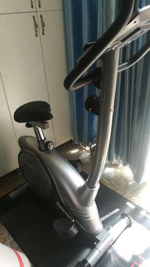 健身车动感单车家用超静音商用室内有氧健身器材减肥健身房专用磁控智能骑康复训练自行车康乐佳8604 晒单图