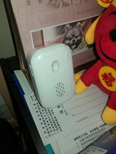 岡祈(Gangqi)SF20R 门铃感应器分体式店铺进门欢迎光临感应迎宾器电子红外线防盗报警器家用 晒单图