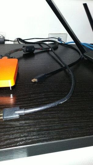 优越者(UNITEK)移动硬盘数据线2米 Micro USB3.0手机充电器线s5三星note3 东芝希捷西数据连接线 黑Y-C463BBK 晒单图