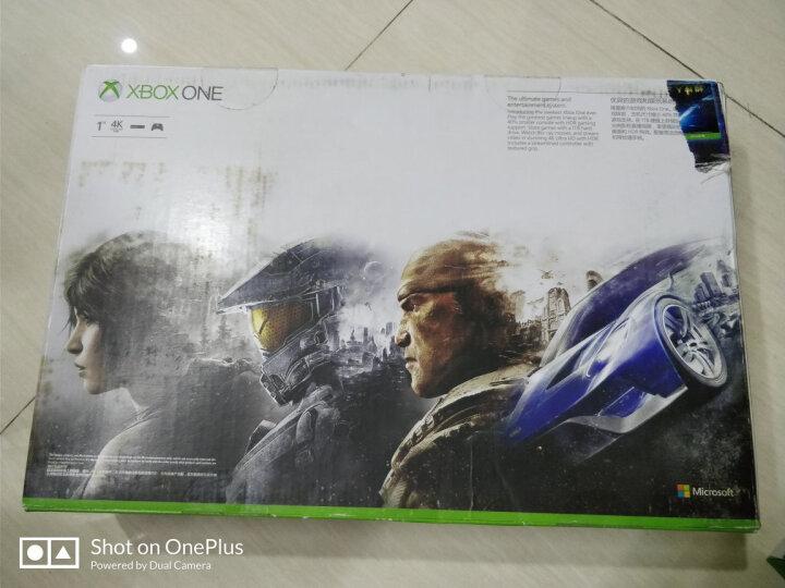 微软(Microsoft)Xbox One光盘版游戏 Halo光环:士官长合集 晒单图