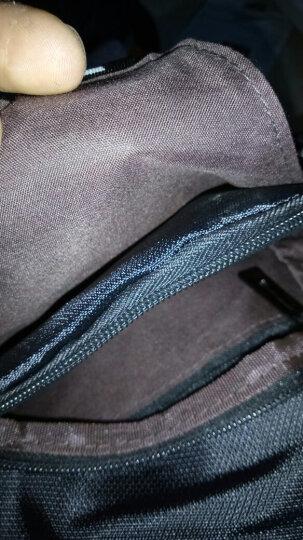 梵士汇(F4Y)JS1220 胸包男女休闲腰包韩版潮流户外运动背包单肩包斜跨小包 精灵黑色 晒单图
