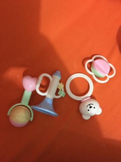 谷雨婴儿玩具0-1岁新生儿可咬牙胶摇铃手摇铃 3-6-12个月幼儿宝宝床上玩具罐装盒装摇铃 可水煮牙胶摇铃9件套爱心罐装 晒单图