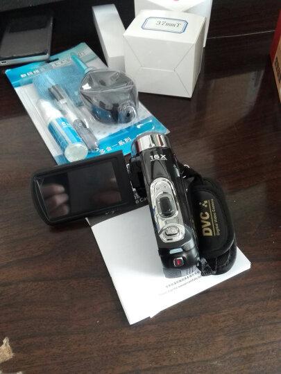 莱彩(Rich)HDV-CP460S红外线夜视数码摄像机 高清家用DV摄影机 黑色 套餐二 晒单图
