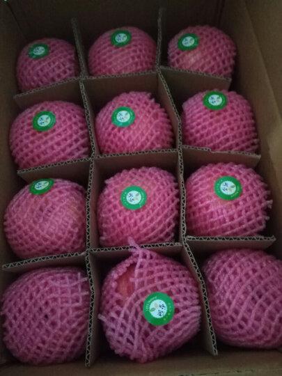 润昂 山东红富士苹果水果一整箱10斤   24个装 70-75 自产自销 晒单图