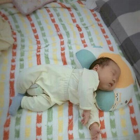 眠趣宝贝 婴儿枕头0-1岁定型枕防偏头扁头新生儿宝宝记忆枕夏款礼盒装 奶嘴安睡款(0-1岁呼吸款) 晒单图