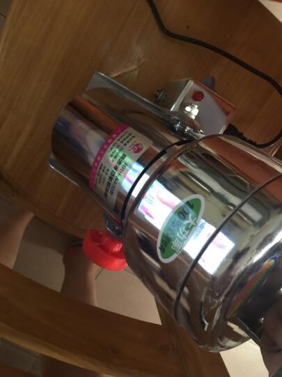 【闪电发货】日日红粉碎机五谷杂粮磨粉机中药三七特制打粉机阿胶珍珠骨头研磨超细小干磨 800克430款 晒单图