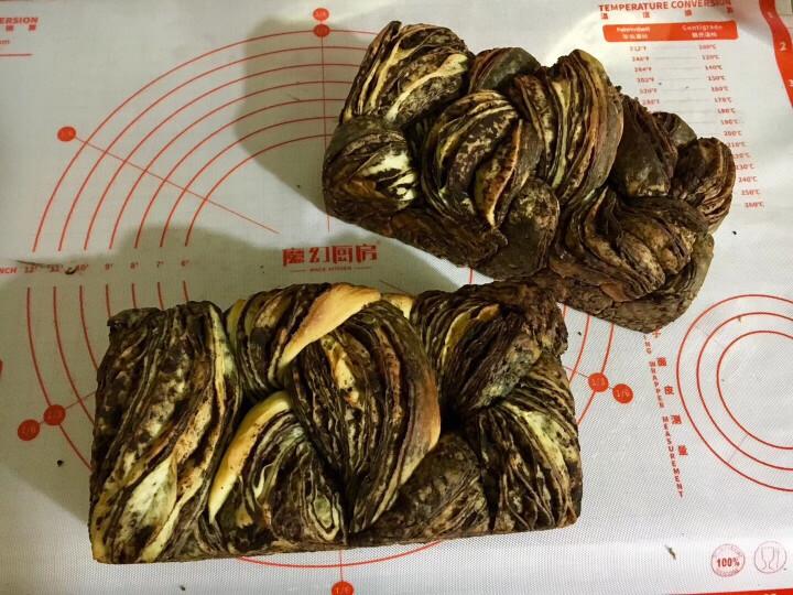 金龙鱼 家用 高筋面粉 高筋麦芯小麦粉5kg 包子饺子馒头饼手擀面(新老包装随机发货) 晒单图