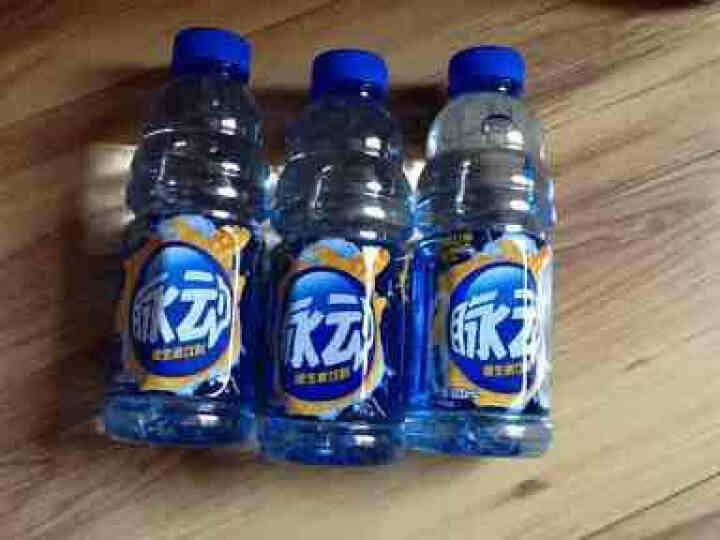 脉动(Mizone) 维生素饮料 芒果味 600ml*15瓶 整箱 晒单图