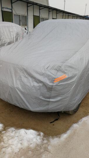 卡耐 银邦加厚车衣2M(灰色)适用于全新PoloFS嘉年华起亚K2两厢等 具体以车型匹配结果为准 晒单图