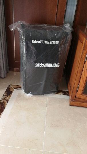 浦力适(Purest)哆哆 空气净化器型衣物干燥除湿机家用抽湿机 干衣 静音除湿 蓝色 晒单图