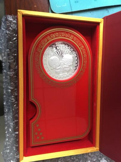 金言999足银章纯银条宝宝出生纪念银币银钱银器银饰品创意儿童周岁婴儿出生日满月周岁礼物 个性定制 100克单枚装+展架 10克  宝宝章银币  背面免费刻字 晒单图