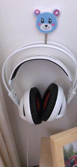 赛睿(SteelSeries)西伯利亚 200 绝地求生 吃鸡利器 经典电竞 游戏耳机 白色 晒单图