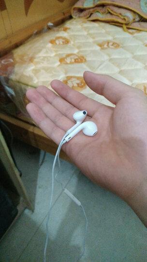 美斯捷 手机耳机入耳式线控带麦重低音 oppor9s plus/r7/a57/A37 晒单图