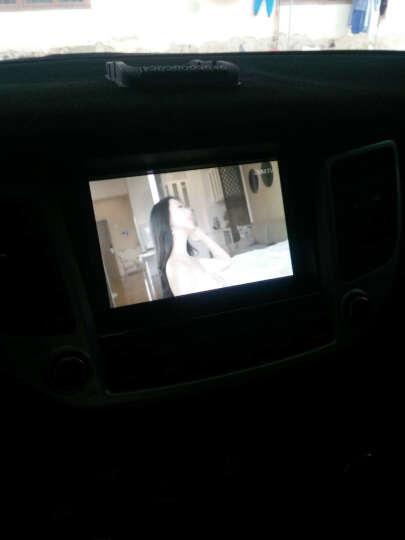 酷拉迪汽车音乐U盘8G车载影音mp3 mp4优盘 导航歌曲高清视频工体3D环绕 8G全视频综合258首 晒单图
