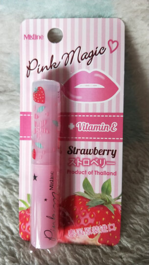 Mistine(蜜丝婷)彩妆套装礼盒(底妆粉饼+眼妆12色眼影+唇部小草莓变色润唇膏)泰国进口 晒单图