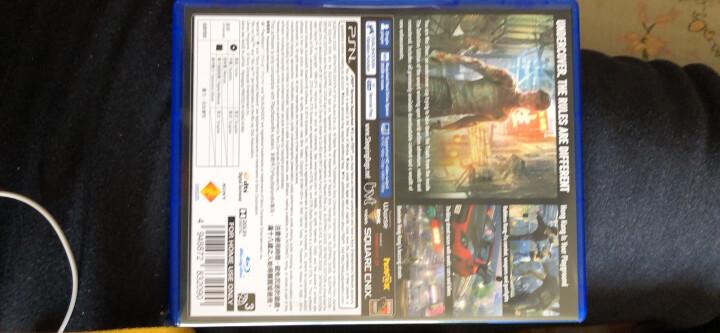 索尼 Sony  PS4 Slim Pro 正版 ACT动作类 游戏光盘 战国无双4-2 4-II 港版中文 晒单图
