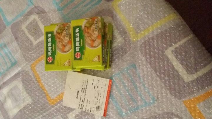 牛头牌 鸡肉味汤块66g(11g×6块)/盒 台湾进口 x3盒 晒单图