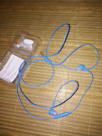 芙洛蒂 手机耳机入耳式 线控耳机小米4/4C/3/红米note耳机红米note2a/3耳机 绿色标准版 晒单图