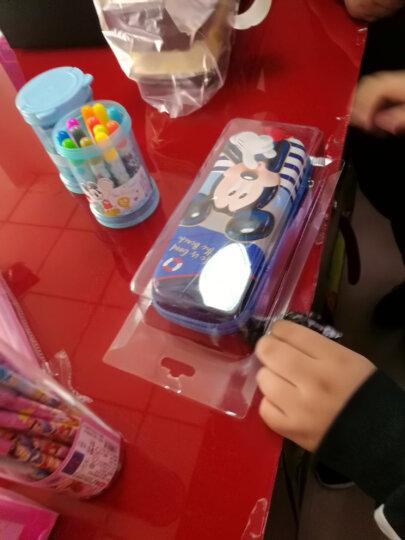 迪士尼(Disney)小学生铅笔 公主系列小皮头原木 HB 儿童铅笔画画笔 30支/桶 E0046P 晒单图