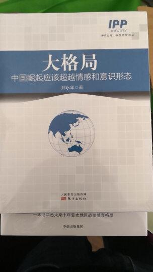 大格局:中国崛起应该超越情感和意识形态 晒单图