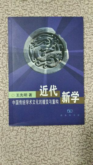 近代新学: 中国传统学术文化的嬗变与重构 晒单图