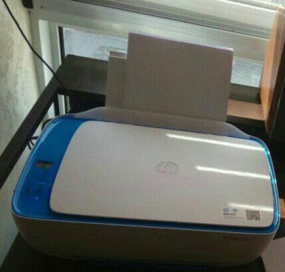 惠普(HP)3638 无线彩色喷墨照片打印机家用打印复印扫描一体机A4超3776/3777/3778 套餐一(单黑可加墨,单次约打印400页) 晒单图