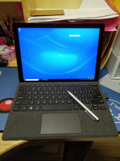 戴尔DELL灵越5000 12.3英寸轻薄二合一平板电脑(i5-7Y54 8G 256GSSD Win10内含键盘/触控笔/4G模块/Office)银 晒单图
