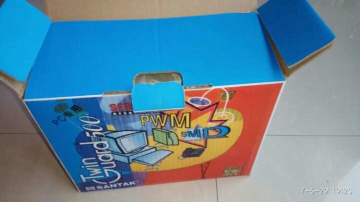 山特(SANTAK) UPS不间断电源TG500/300W 15分钟 家用电脑UPS电源 3年联保 晒单图