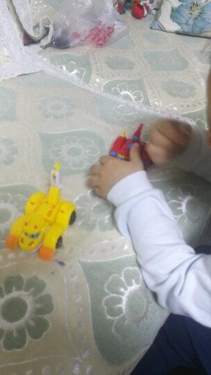 灵动创想(LDCX) 帮帮龙出动变形玩具变形机器人益智玩具 迷你变形套装 晒单图