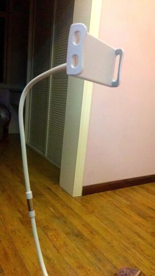 景为(Gview) 懒人支架手机床头桌面床上用iPad万能通用平板夹子mini直播4 土豪金★适用4至9.7英寸屏幕 晒单图