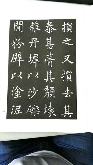 王羲之书圣教序:无缺字放大本 晒单图