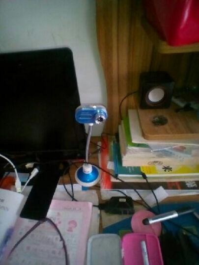 环宇飞扬(UniFly) M088 七彩星视频麦克摄像头 蓝色 晒单图