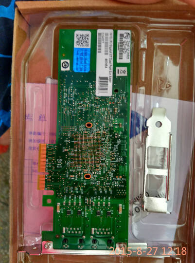 英特尔(Intel) E1G42ET千兆服务器网卡,intel 82576双口网卡 晒单图