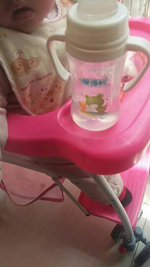 爱得利(IVORY) 奶瓶 宽口径 婴儿奶瓶 PP塑料 新生儿奶瓶240ml A83 晒单图