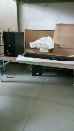 索尼(SONY)HT-CT800 家庭影院 回音壁 支持3D 4K无线蓝牙/NFC重低音环绕声电视音响 音箱 音响 2千元级杀手级音质 晒单图