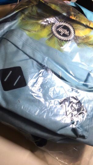 畅印   双肩包男女韩版同款高中学生背包印花旅行电脑包书包 7 地图 有隔层 晒单图