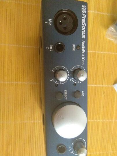 PRESONUS Audio Box IONE/ITWO 专业外置USB2.0录音声卡 晒单图