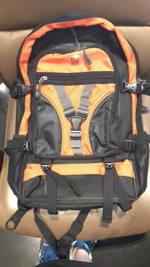 SWISSGEAR双肩包男大容量旅行双肩背包商务休闲14英寸/15.6英寸笔记本电脑包男女书包 SA-9837 橙色 晒单图