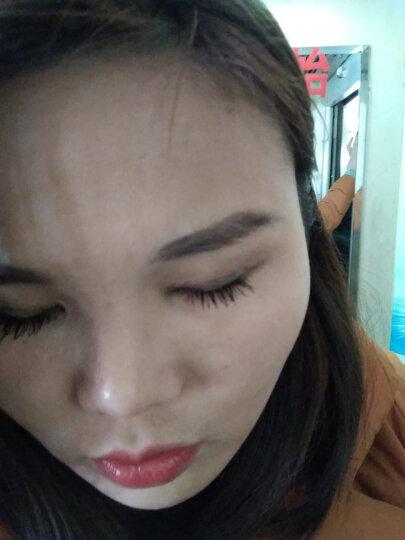 菲诗小铺(THE FACE SHOP)黑杆防水睫毛膏2-浓密型7g(卷翘 彩妆化妆品) 晒单图