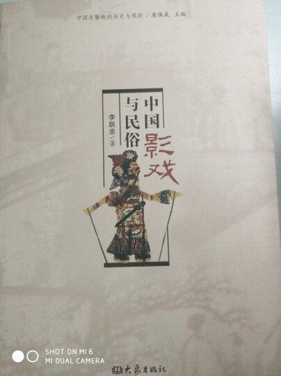 中国皮影戏的历史与现状(套装全8册) 晒单图