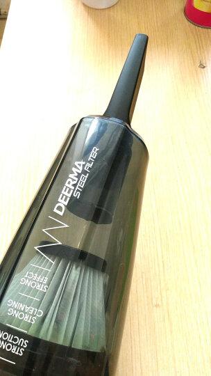 德尔玛(Deerma)DX115C 家用 吸尘器 迷你 手持小型吸尘器 晒单图