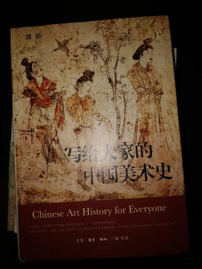 写给大家的中国美术史(精) 晒单图