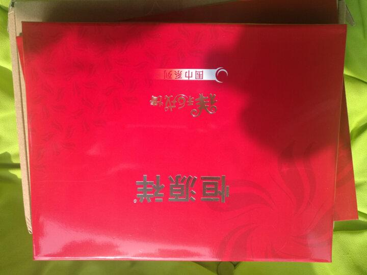 恒源祥女士丝巾桑蚕丝透气真丝丝巾长款真丝丝巾围巾(礼盒包装) ZC2226-光影魔术 105*175(长*宽cm) 晒单图