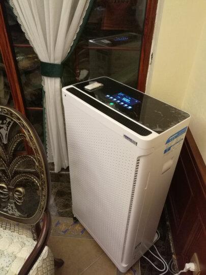 安美瑞 ffu空气净化器家用 新风系统 负离子除雾霾甲醛PM2.5氧吧 除尘 空气净化器 除霾专业版+活性炭+负离子+杀菌功能 晒单图