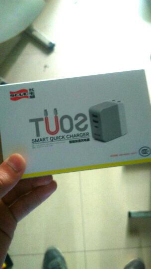飞毛腿(SCUD) SC-U5-USB5V1.2A USB电源适配器/充电器/输出5V/1.2A 晒单图