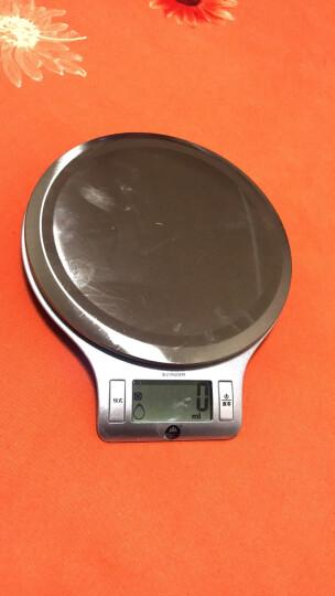 香山(CAMRY)EK813i智能厨房秤烘焙称升级版厨房秤食物秤(白银色) 晒单图