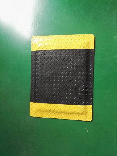 品质抗疲劳地垫,抗疲劳脚垫,防疲劳脚垫高弹力疲劳地垫 黑色 600MM×1000MM 晒单图