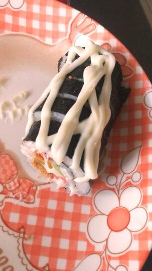【免邮】做寿司工具套装包邮 初学者寿司材料食材 海苔醋米芥末料理紫菜包饭 两包米套餐(姜换鱼子酱+2包30g肉松) 晒单图