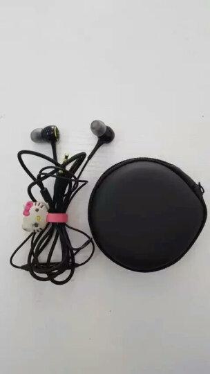 三星耳机原装 iG935耳机Note8/S8/S7/S9线控 音乐耳机 通话入耳式耳机 黑色(送)收纳盒 晒单图